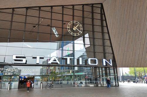 Startplaats Rotterdam Rondleiding