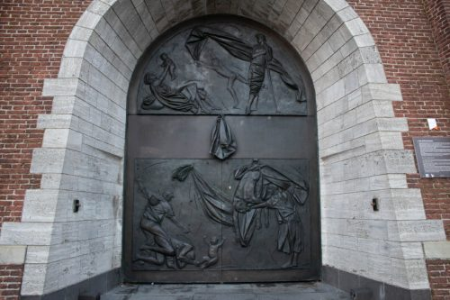 Doors of St. Laurens Church