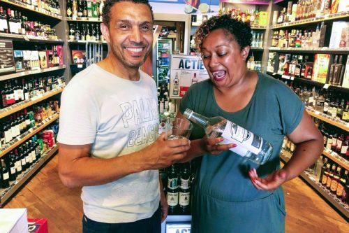 Kaapverdische rum proeven