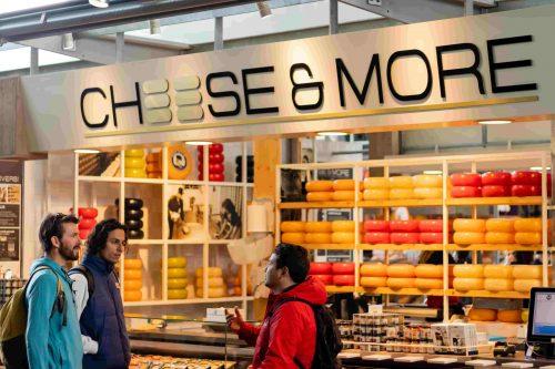 Taste the best Dutch cheeses