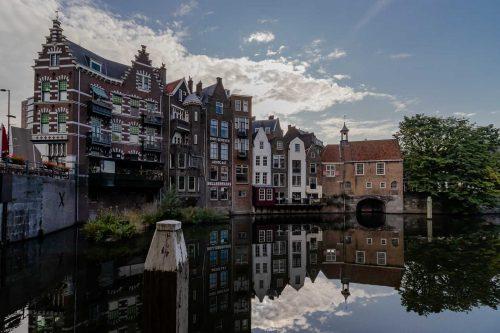 Bezoek historisch Delfshaven