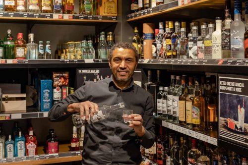 Drink bij Mario Kaapverdische rum