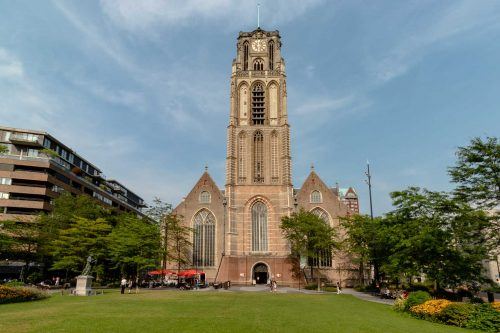 Visit the historical St. Laurens Church